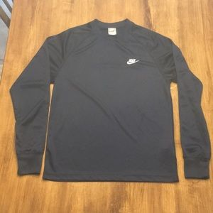 Nike Athletic Dry Fit Long Sleeve Shirt